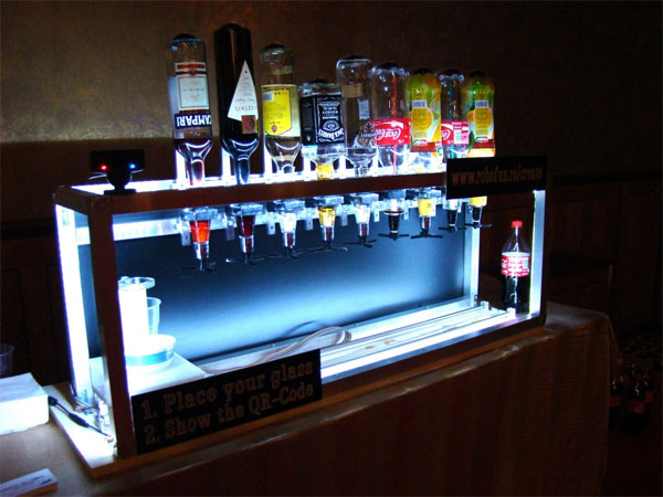 social Drink Machine